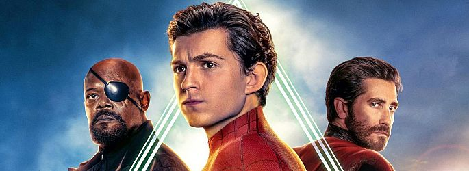 """Spider-Man - Far from Home"": Kurzfilm-Clip & Bonusmaterial"