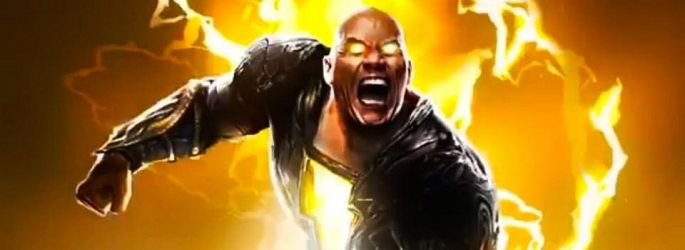 "The Rocks ""Black Adam"": Noch drei andere Superhelden dabei"