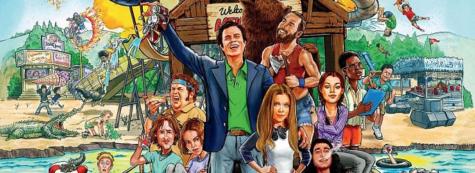 """Jackass"" reloaded: ""Action Point""-Trailer mit Johnny Knoxville"