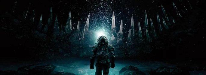 """Es ist erwacht: Kristen Stewart im ersten """"Underwater""""-Trailer"""