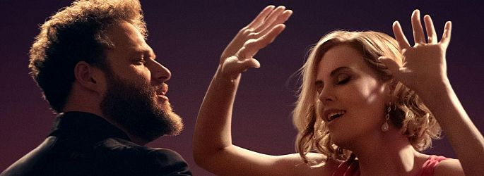 """Long Shot""-Trailer: Seth Rogen & Charlize Theron am Turteln"