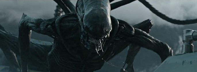 """4 weitere Alien-Filme? """"Alien - Awakening"""" folgt auf """"Alien - Covenant"""""""