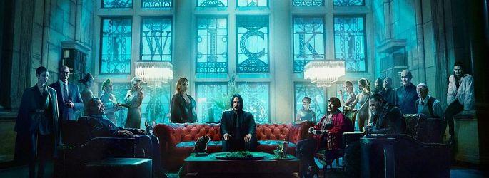 """Offiziell ist immer gut: """"John Wick 3""""-Regisseur wie erwartet"""