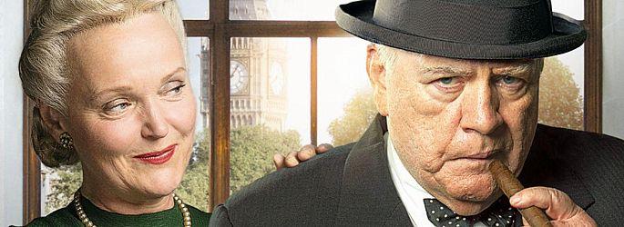 "Brian Cox ist ""Churchill"": Churchill-Biopic Nr. 1 mit neuen Trailern"