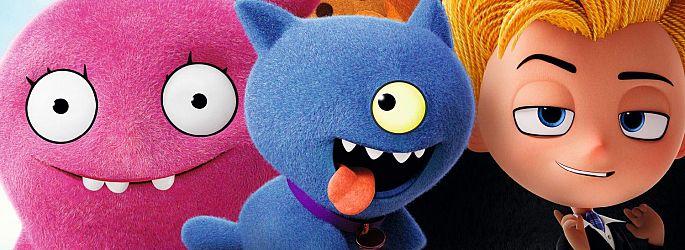 """Hässlich niedlich: Erster """"UglyDolls""""-Trailer folgt den Postern"""