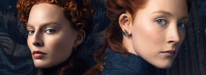 """Trailer & Poster: Hier regiert """"Maria Stuart, Königin von Schottland"""""""