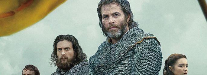 "Chris Pine, der ""Outlaw King"": Erster Trailer zum Netflix-Epos!"