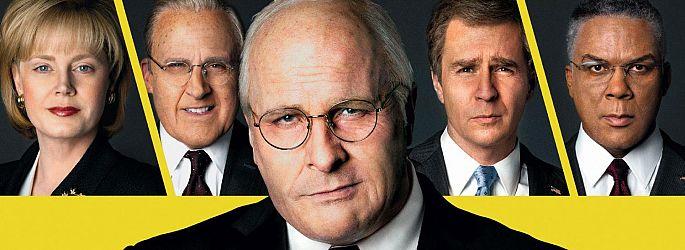 """Ach du dicker Bale: Der erste Trailer zum Cheney-Biopic """"Vice"""""""
