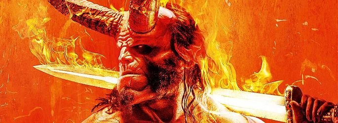 "Offiziell R-Rated: Neuer Trailer zu ""Hellboy - Call of Darkness""!"