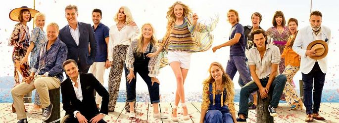 "Here they go again: Finaler ""Mamma Mia! 2""-Trailer macht Laune"