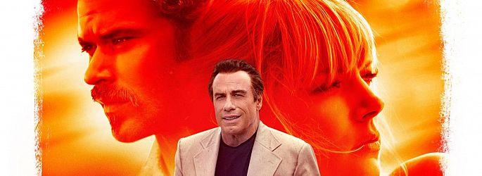 """John Travolta macht im """"Speed Kills""""-Trailer auf dicke Hose"""