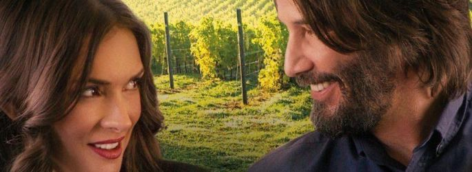 """Reunion von Keanu Reeves & Winona Ryder in """"Destination Wedding"""""""