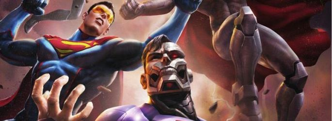 "Supermans Erben: Erster Trailer zu ""Reign of the Supermen"""