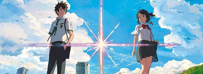 """Anime-Fans aufgepasst! """"Your Name."""" - Erster Blick auf deutsche Kinofassung"""
