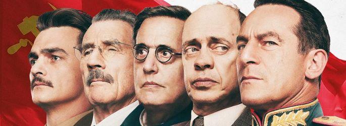 """""""The Death of Stalin"""": Im neuen Trailer regiert nur der Wahnsinn"""