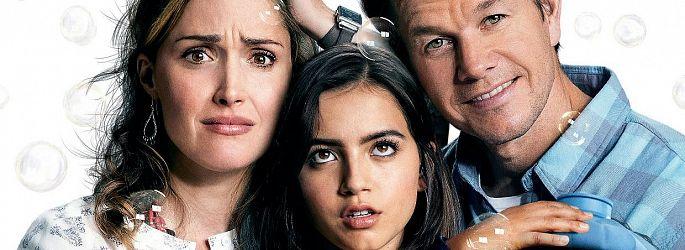 """Eltern... glück? Trailer zur Wahlberg-Comedy """"Plötzlich Familie"""""""