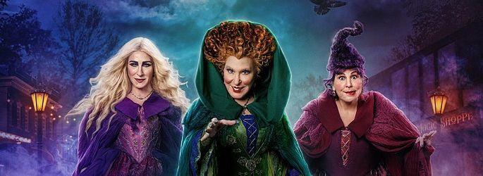 """""""Hocus Pocus 2"""" auf Disney+: Originales Hexen-Trio sagt Ja!"""