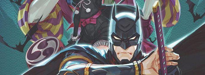 """Furioser Auftakt: Erlebt die ersten Minuten aus """"Batman - Ninja""""!"""