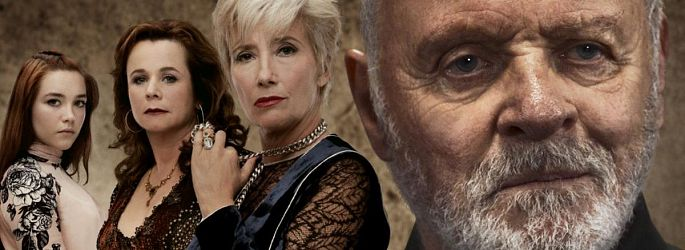 "Shakespeare total: ""King Lear""-Trailer und ""The King""-Drehstart"