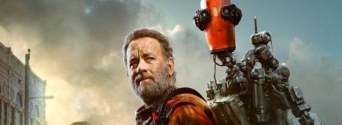 """""""Finch"""": Trailer mit Charme, Poster & Start für Sci-Fi-Film mit Tom Hanks"""
