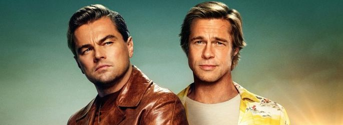 "Erster Blick auf Leo & Brad in ""Once Upon a Time in Hollywood""!"