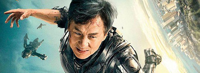 """Chan-tastisch, diese Trailer zum Sci-Fi-Actioner """"Bleeding Steel"""""""