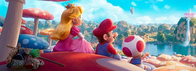"""Zweite Chance für """"Super Mario Bros."""", diesmal als Animationsfilm!"""