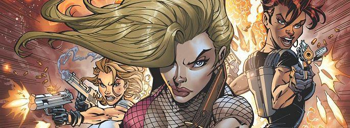 """Comicheldinnen voran: """"Danger Girl""""-Film und -Serie geplant!"""