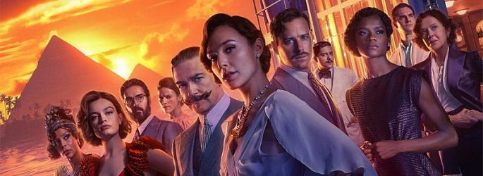 "Fall für Poirot: Gal Gadot & Armie Hammer in ""Tod auf dem Nil"""