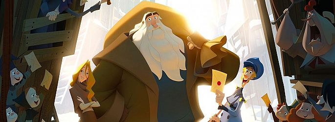 "Erster ""Klaus""-Trailer: Ja, Netflix kann auch Animationsfilme!"