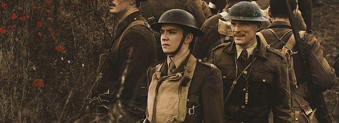 """In Deckung: Erster Weltkrieg wütet im Trailer zu """"Journey's End"""""""