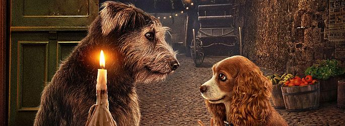 "Neuer ""Lady and the Tramp""-Trailer & volles Disney+-Angebot"