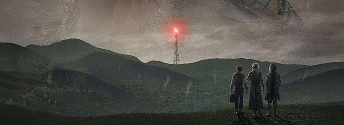 """Nix wie weg: IMAX-Poster zu """"A Quiet Place 2"""" nachzureichen"""