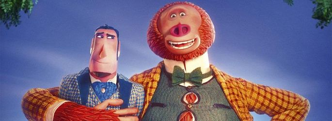 "Mythen & Monster: Erster Trailer findet LAIKAs ""Missing Link"""