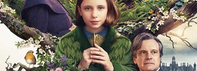 """Hereinspaziert! """"Der geheime Garten""""-Trailer öffnen sich uns"""