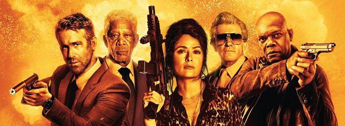 "Alles klar: Reynolds, Jackson & Hayek in ""Killer's Bodyguard 2"""