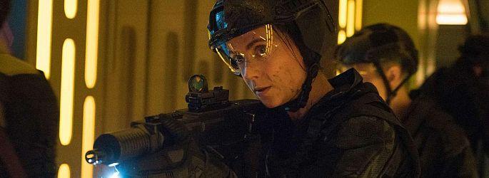 """Verdammt blutig: Setfotos zum jetzt abgedrehten """"Doom""""-Film"""
