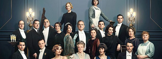 """Downton Abbey""-Video zur Auffrischung & Sequel-Hoffnung"
