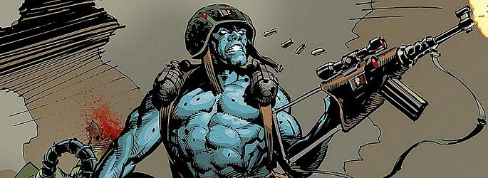 "Duncan Jones im ""Dredd""-Universum: ""Rogue Trooper"" angeteast"