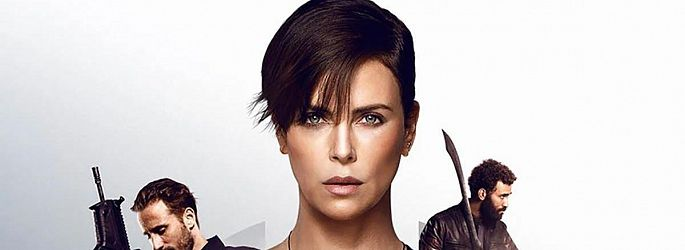 """The Old Guard""-Trailer: Charlize Theron lebt ewig auf Netflix"