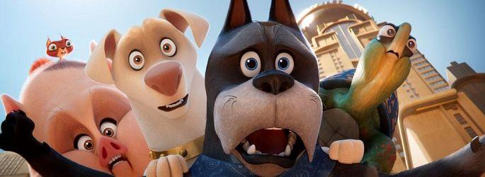 """Gut gebellt: Vergesst die """"Pets"""", jetzt kommen DCs """"Super Pets""""!"""
