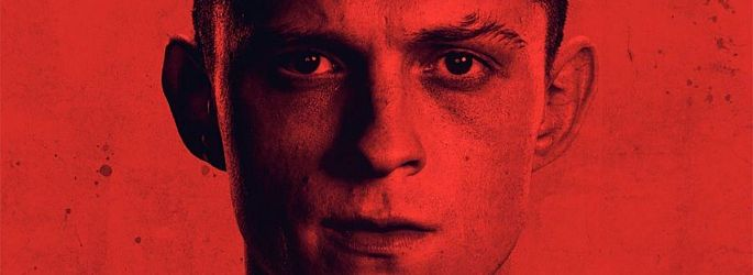 "Tom Holland sieht rot: Trailer & Poster zum Russo-Film ""Cherry"""