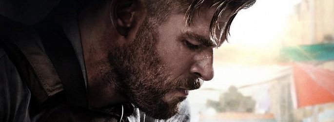 "Tyler Rake statt Thor: Chris Hemsworth im ""Extraction""-Trailer"