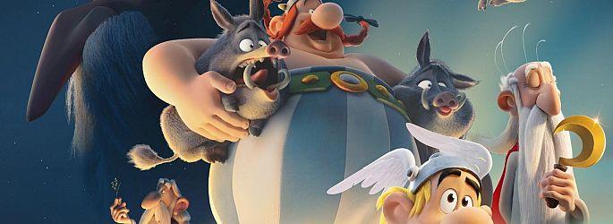 """Voller Trailer zu """"Asterix und das Geheimnis des Zaubertranks"""""""