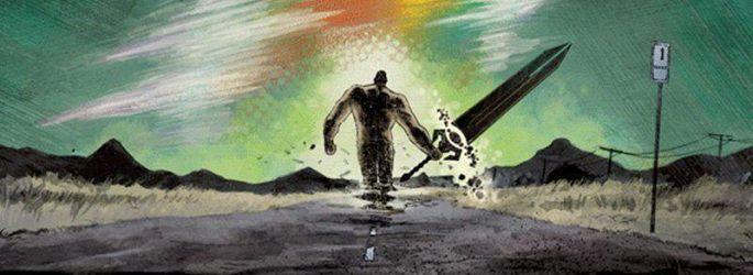 """Graphic Novel """"God Country"""": Legendary schwingt das Schwert"""