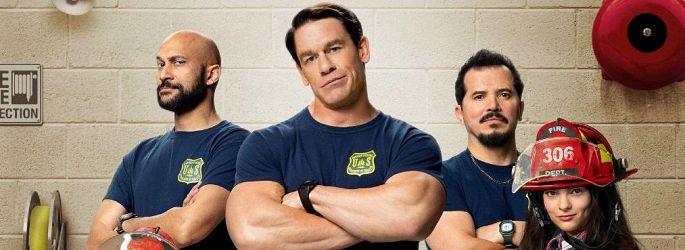 """Im ersten Trailer: John Cena erlebt """"Chaos auf der Feuerwache"""""""