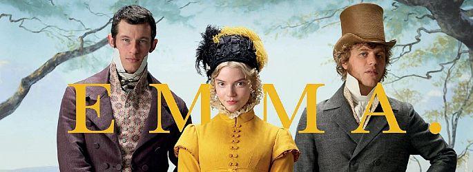 """Für hoffnungslose Romantiker: Trailer zu Jane Austens """"Emma"""""""