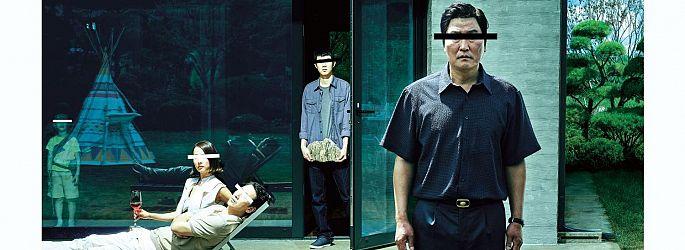 """Dafür eine Palme: Erster Trailer zu Bong Joon-hos """"Parasite"""""""