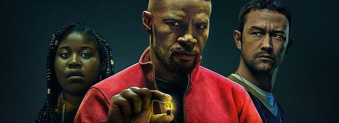 """5 Minuten Superheld: Netflix packt """"Project Power""""-Trailer aus"""