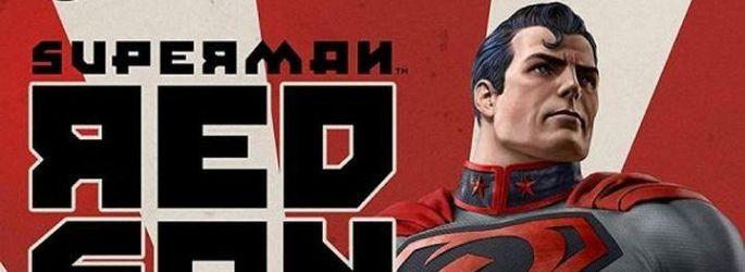 """DC Animated: """"Superman - Red Son"""" & zwei weitere für 2020!"""